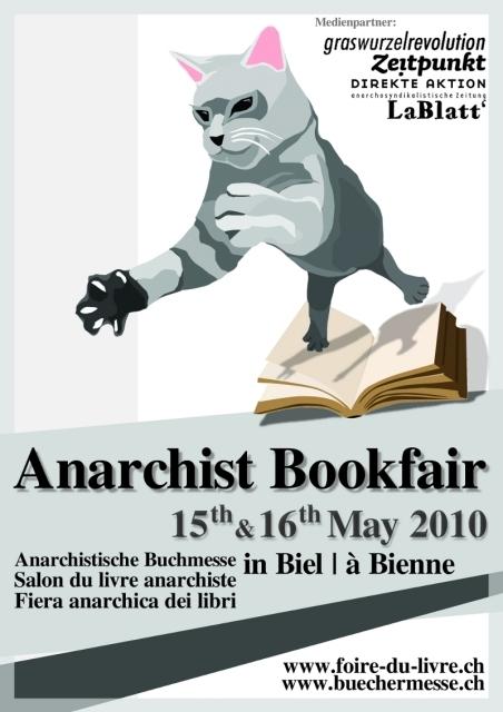 Anarchistische Buchmesse Biel