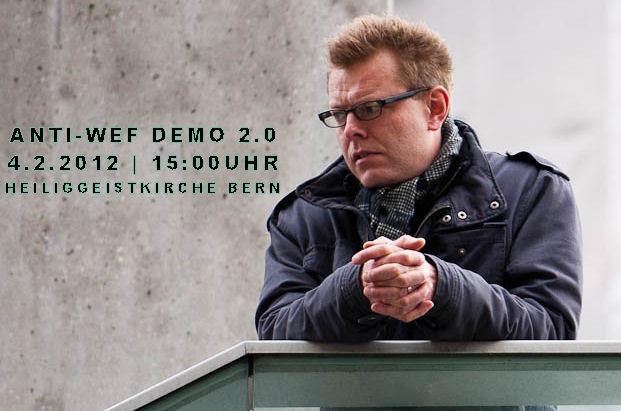 Anti-WEF Demo 2.0