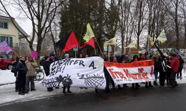 Demo Freiheit für Muzaffer Acunbay 2