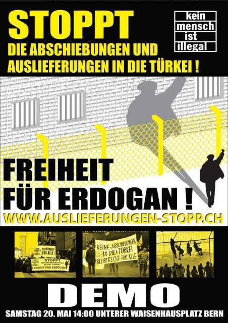 Freiheit für Erdogan E.
