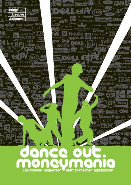 DANCE OUT MON€YMANIA