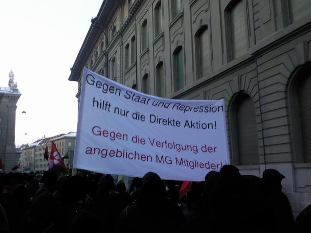 Aktionstag gegen Repression