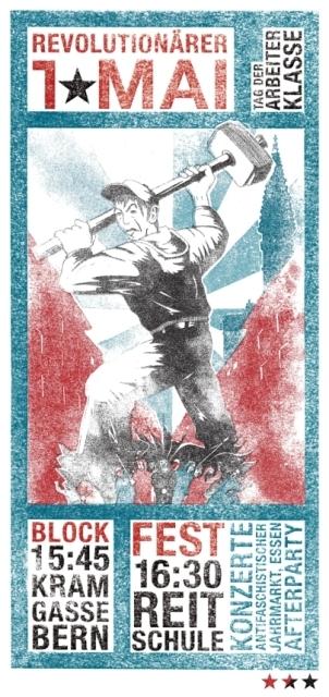 1. Mai Revolutionärer Block & Fest