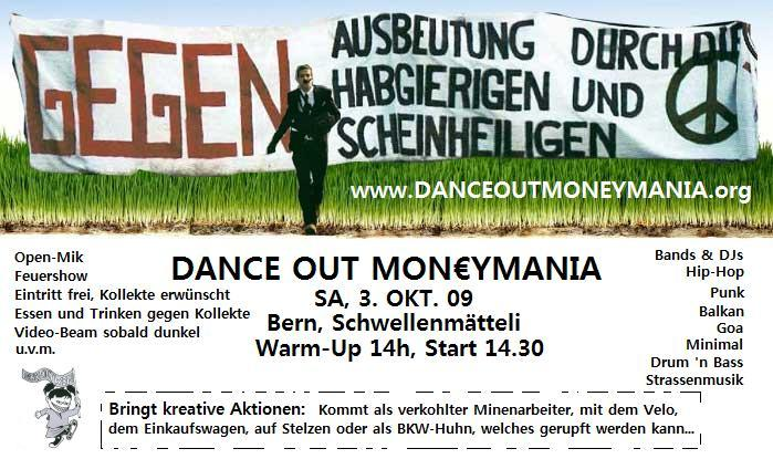 Dance out MoneyMania