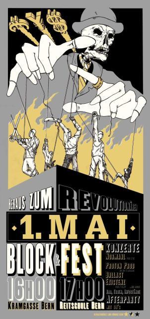 1. Mai revolutionärer Block