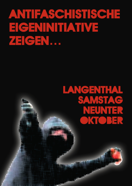 PNOS-Kundgebung Langenthal