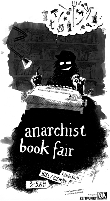 Anarchistische Buchmesse Biel