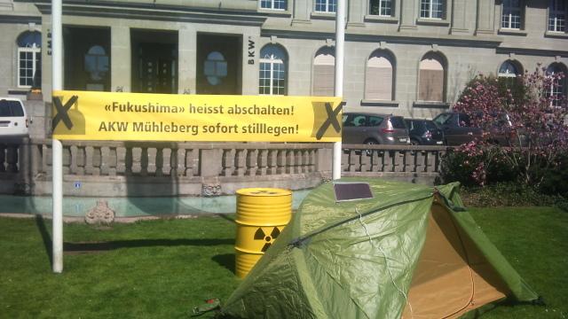Anti Atom Camp