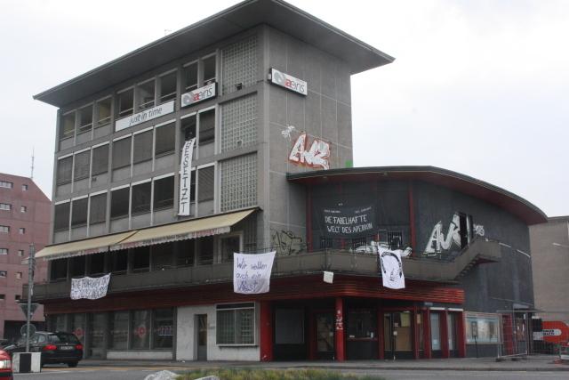 Sauvage Thun Guisanplatz (A-Perron)