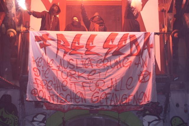 Demo Freiheit für Seda