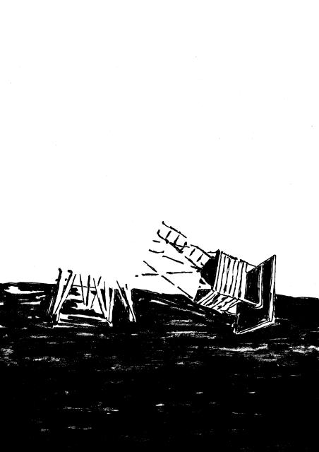 Jagdturm umgeworfen Herzogenbuchsee