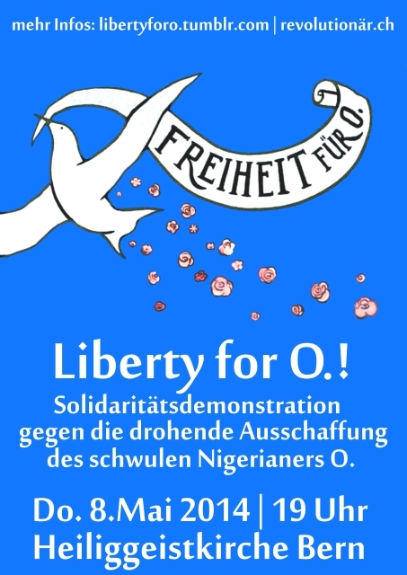 Demo kein Mensch ist illegal (Free O.)
