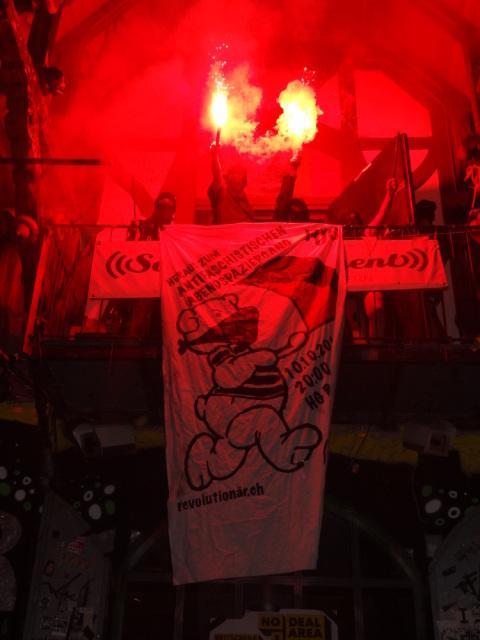 Antifaschistischer Abendspaziergang