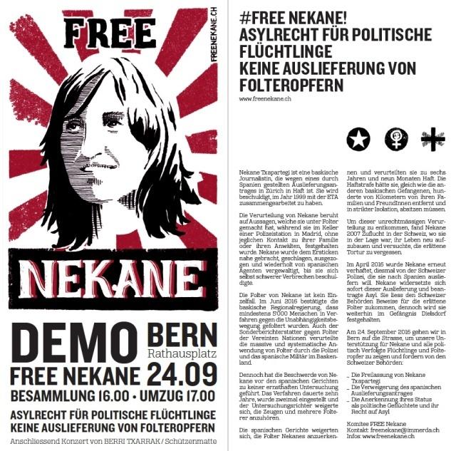 Demo Free Nekane