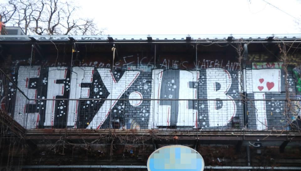 Knastspaziergang Effingerstrasse (Effy29)