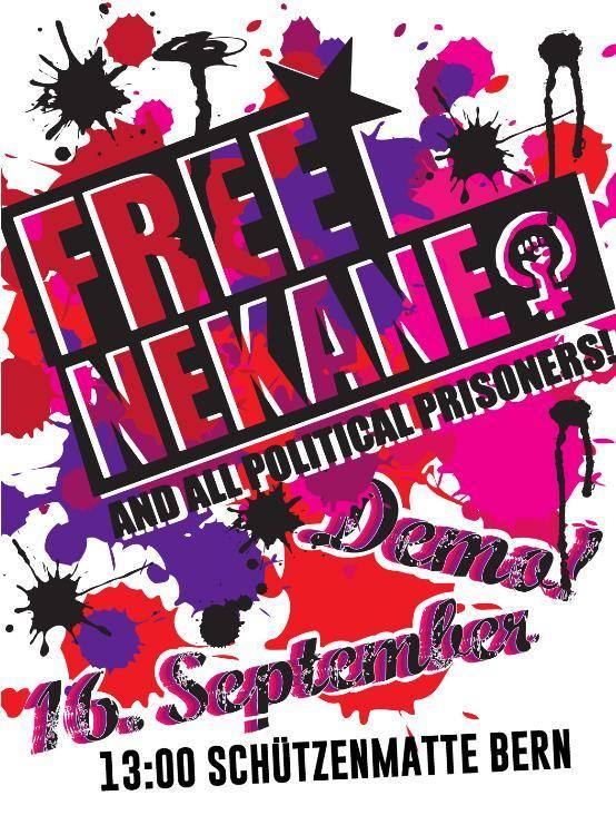 Demo Free Nekane (abgesagt)