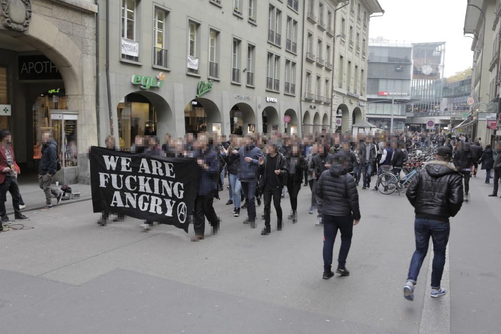 Antifaschistischer Nachmittagsspaziergang