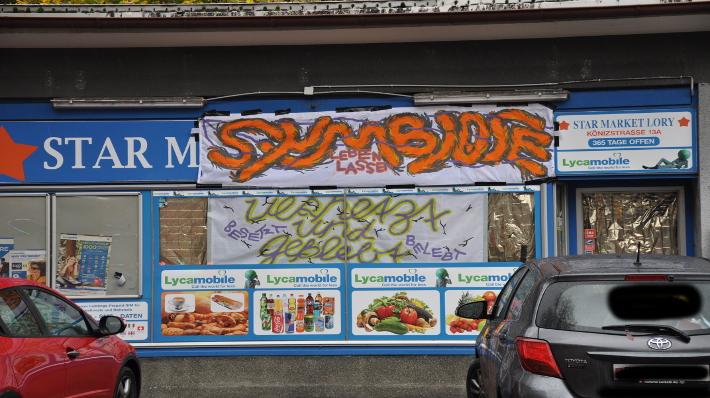 Hausbesetzung Könizstrasse (Symbiose)