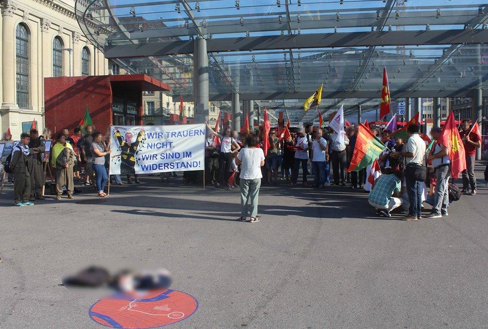 Aktionstag gegen Femizid