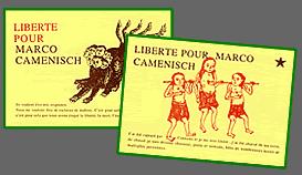 Demo Freiheit für Marco Camenisch Thorberg