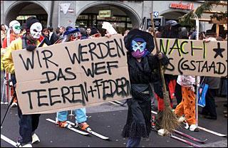 Ski-Demo Schellenursli WEF