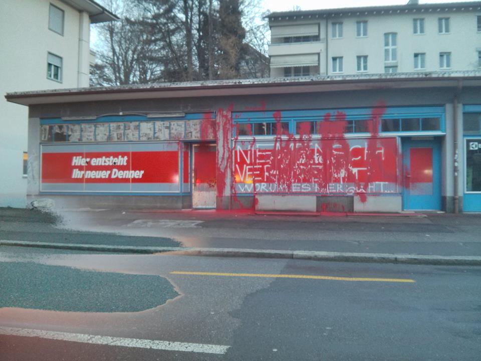 Farbe & Glasbruch Könizstrasse