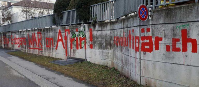 Parolen für Afrin DEZA