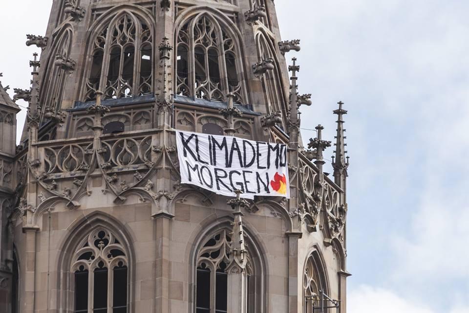 Demo 5. Klimastreik
