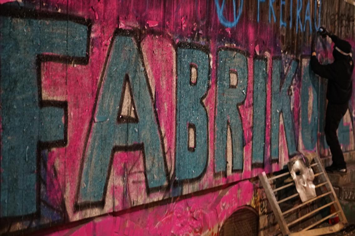 Graffiti Fabrikool