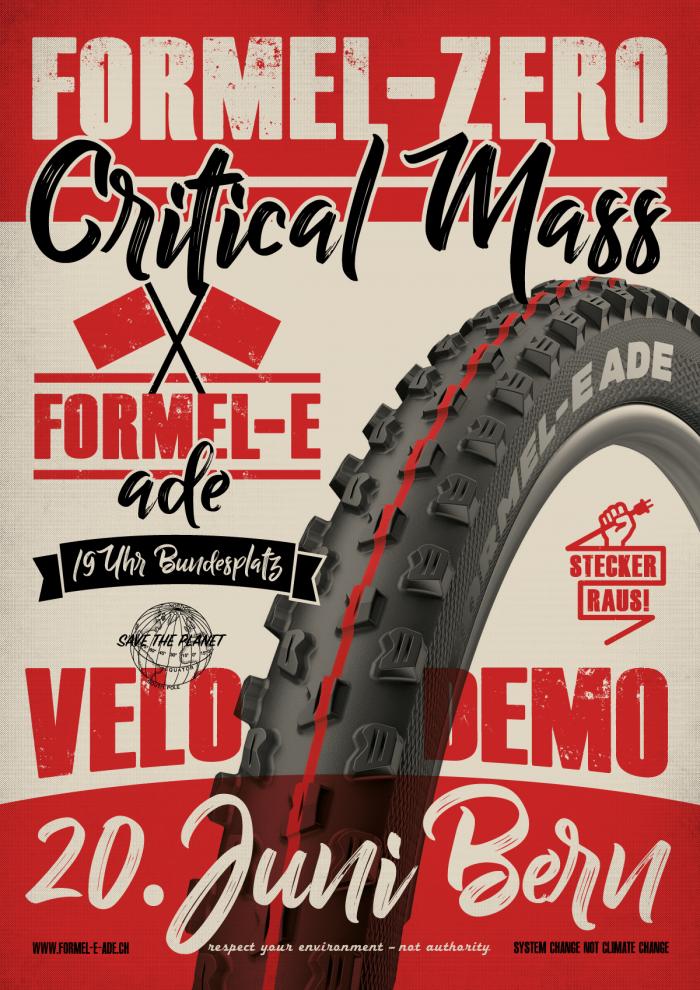 Critical Mass Formel E ade
