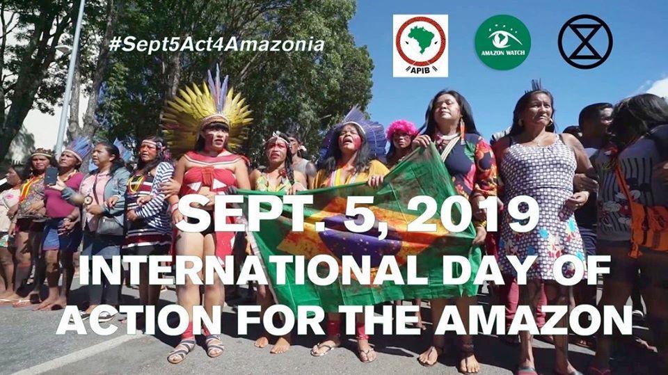 Demo SOS Amazonas