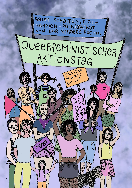 Queerfeministischer Aktionstag