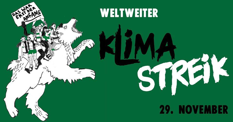 4. weltweiter Klimastreik