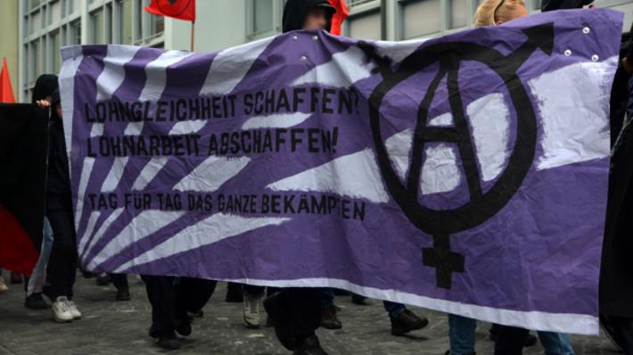 Revolutionärer 1. Mai Thun