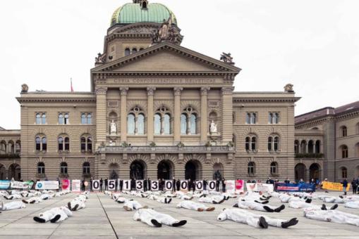 Kundgebung Welttag Ende des Speziesismus