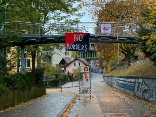 Transpiaktionen Stoppt die Blockierungen von Seenotrettung